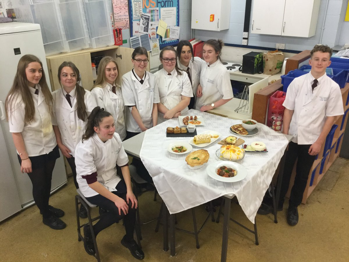 GCSE Food Preparation Exam