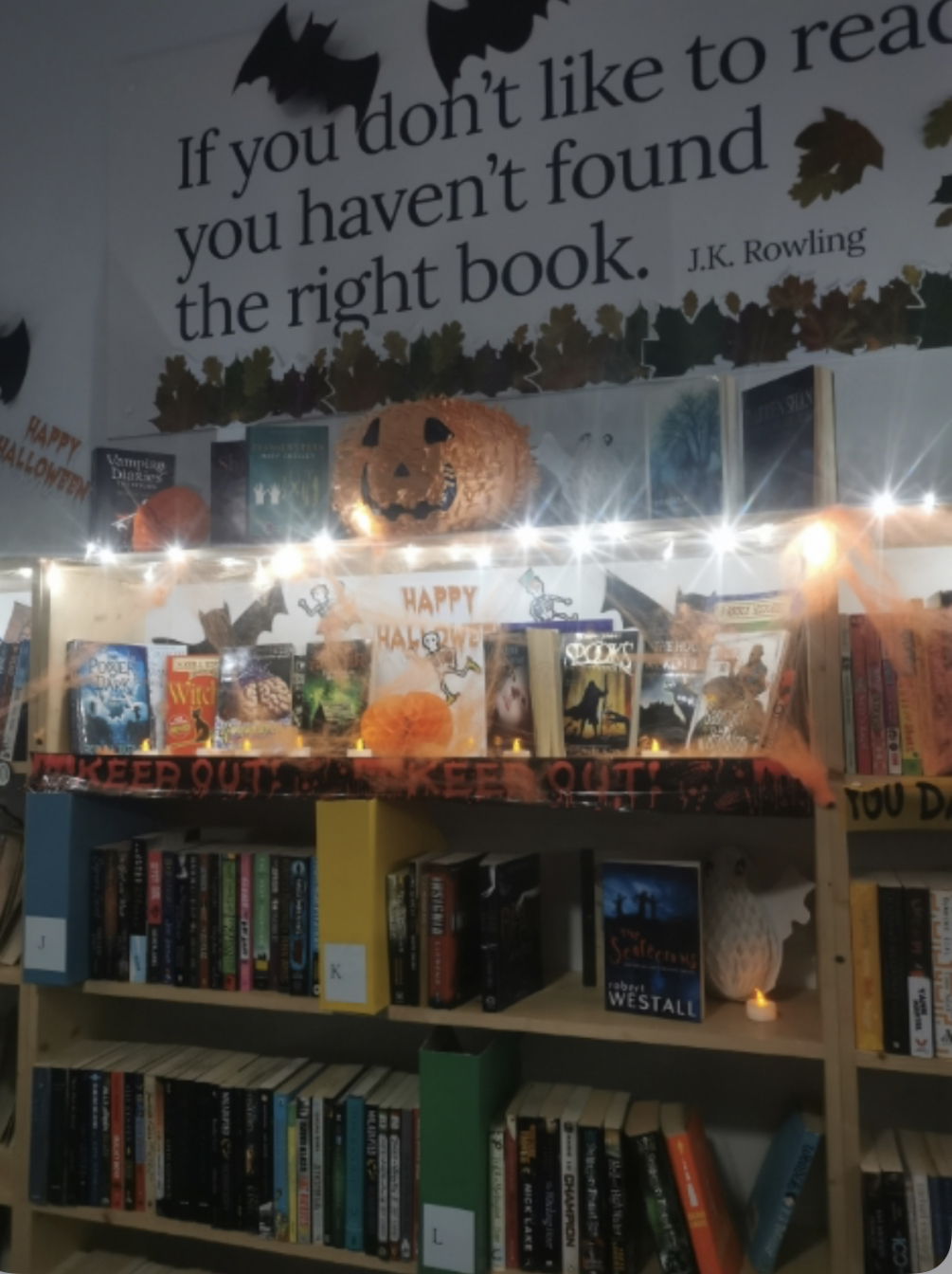 What's on in the Library- Autumn 2020