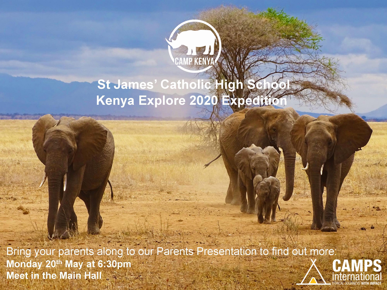 Summer 2020 Kenya Information Evening