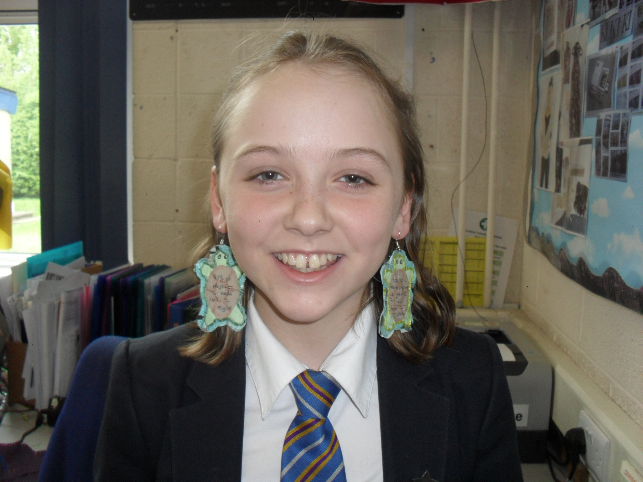 Year 8 Recycled Plastic Products