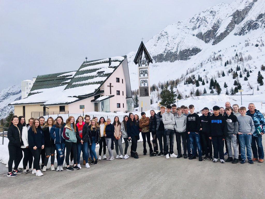 April Ski Trip 2019