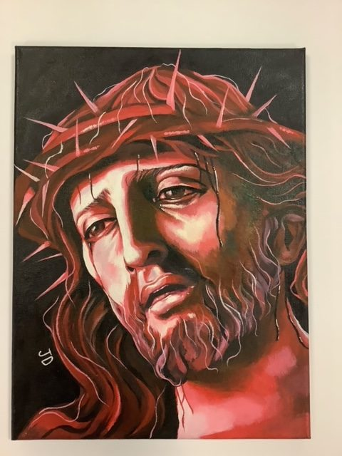 Shrewsbury Diocese Lenten Liturgy Artwork