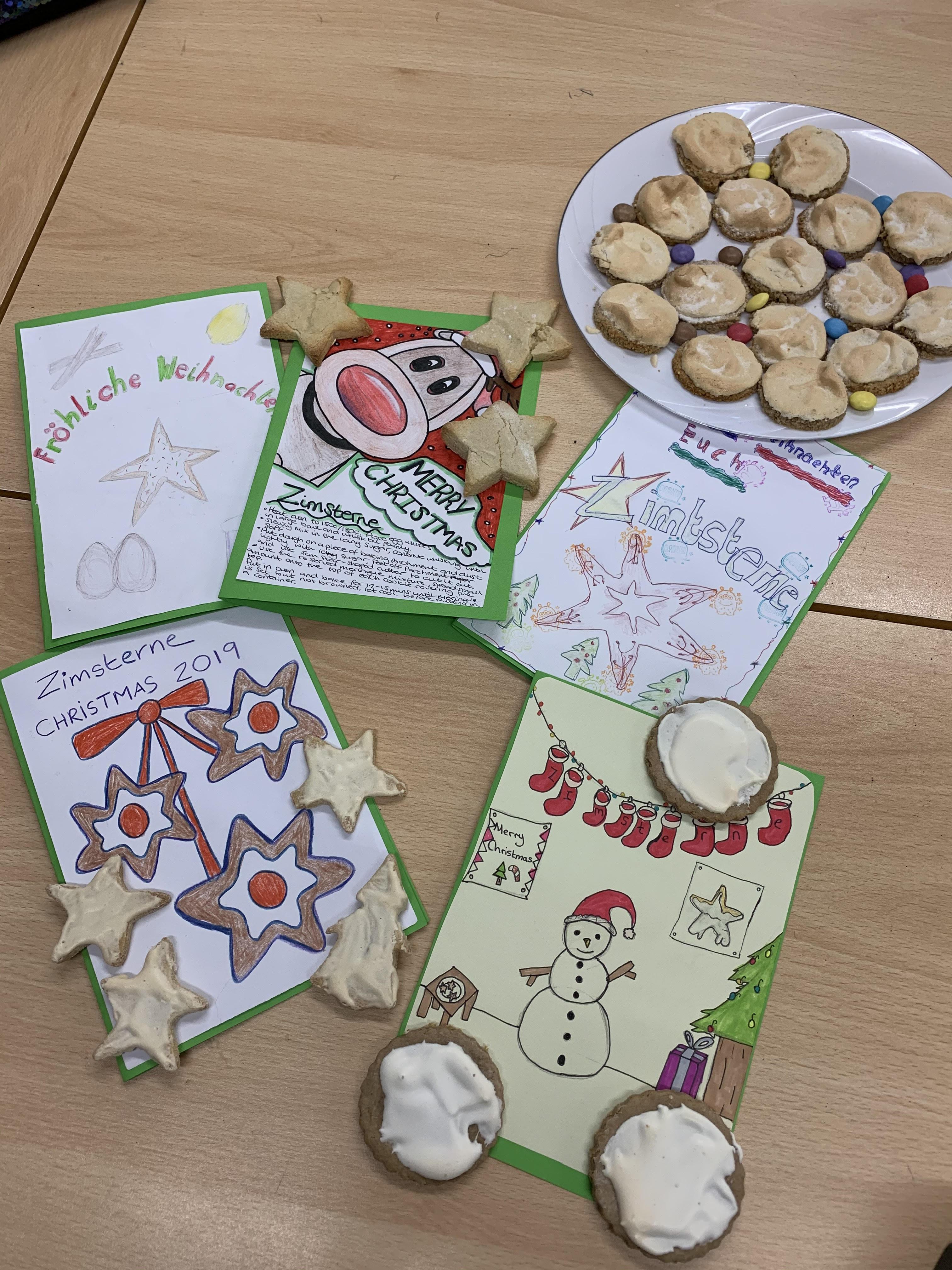 A Cross-Curricular Christmas Project